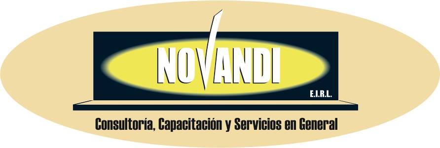 NOVANDI E.I.R.L.