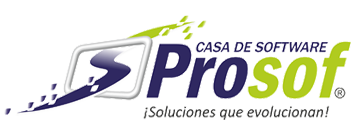 Casa de software prosof SAS
