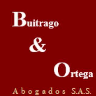 BUITRAGO & ORTEGA ABOGADOS S A S